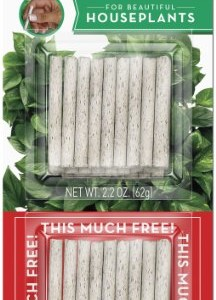 Review of - Jobe's 5001T Houseplant Indoor Fertilizer Food Spikes