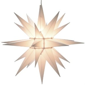 Illuminated Holiday Star Christmas Light Decoration