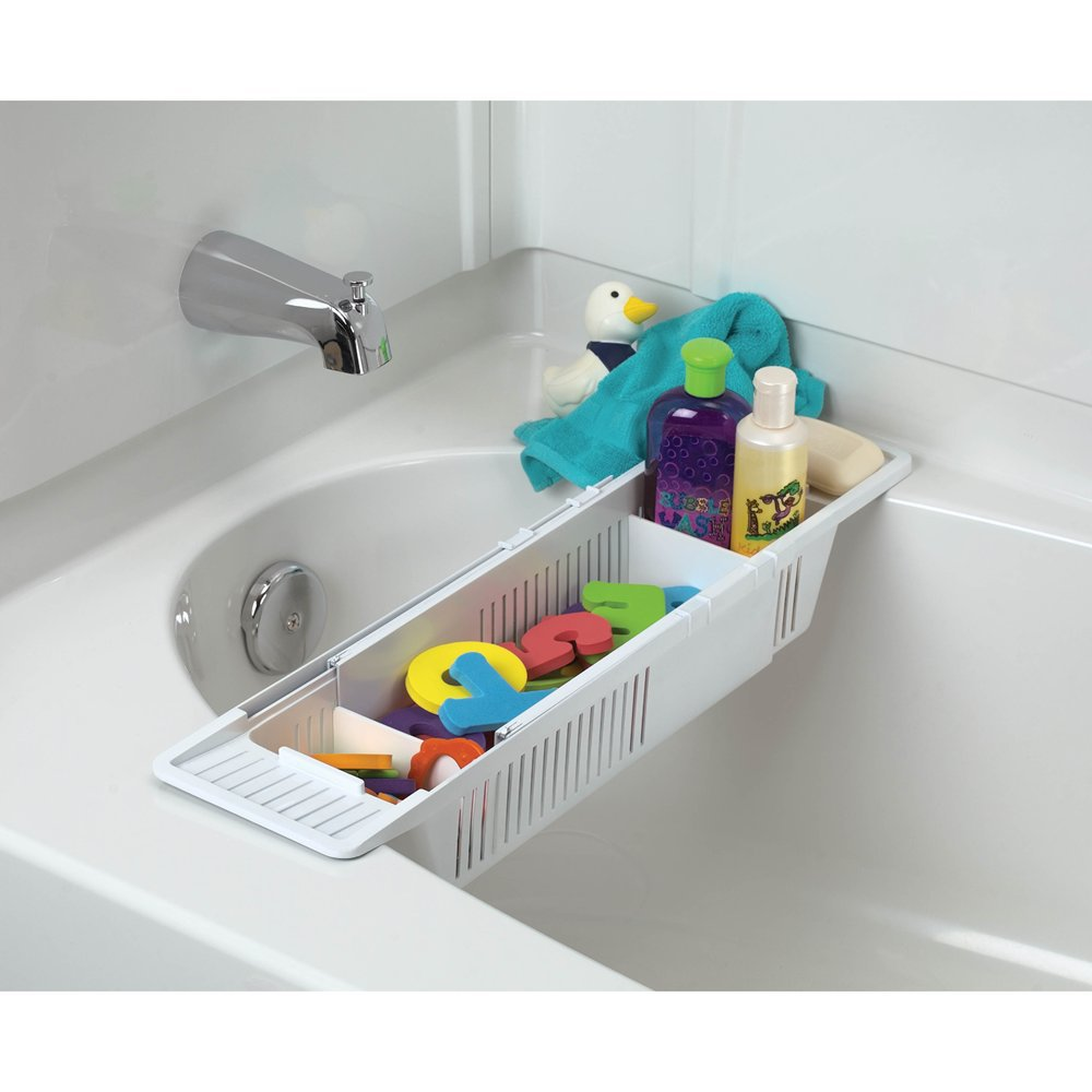 KidCo Bath Toy Organizer Storage Basket - Reviews of Top 10 Garage and Home Organizers for Clutter Free Living