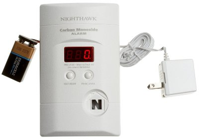 Review of Kidde KN-COPP-3 Nighthawk Plug-In Carbon Monoxide Alarm with Battery Backup and Digital Display