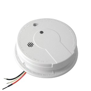 Review of - Kidde i12040 120V AC Wire-In Smoke Alarm with Battery Backup and Smart Hush