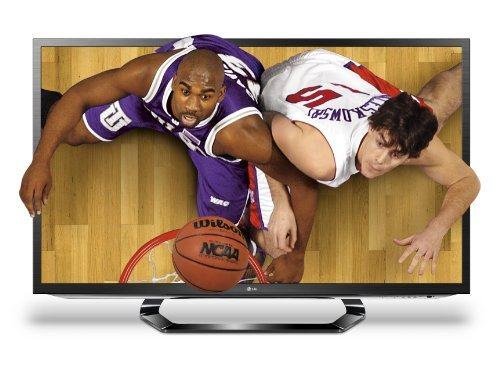 Review of LG LM6200 Series 3D 1080p 120Hz LED-LCD HDTV