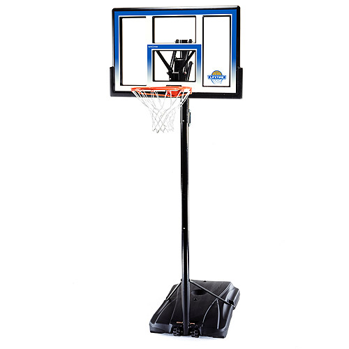 Review of Lifetime 51550 Courtside Portable Basketball Syste ...
