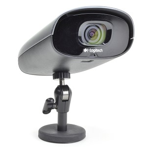 Review of Logitech Alert 750e Outdoor Master Security Camera ...