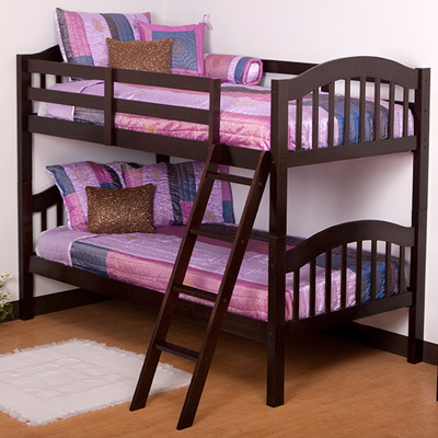Stork Craft Long Horn Bunk Bed - Reviews of Top 10 Kids' Bedroom Furniture and Decor Items