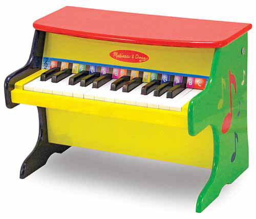 Review of Melissa & Doug Learn-To-Play Piano
