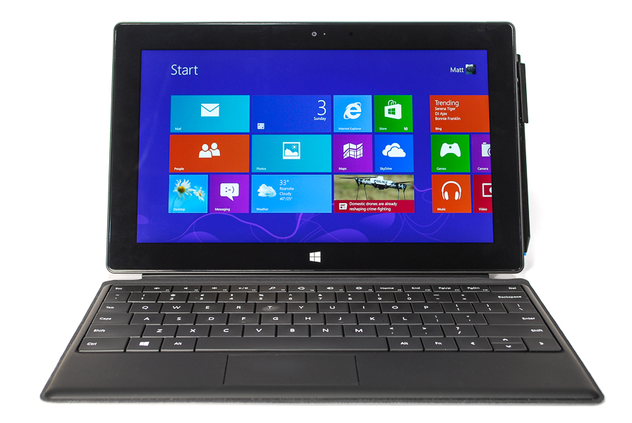 Review of Microsoft Surface Pro Windows 8 Pro 128 Gb Tablet