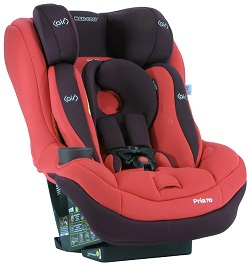 Review of Maxi-Cosi Pria 70 with Tiny Fit Convertible Car Se ...