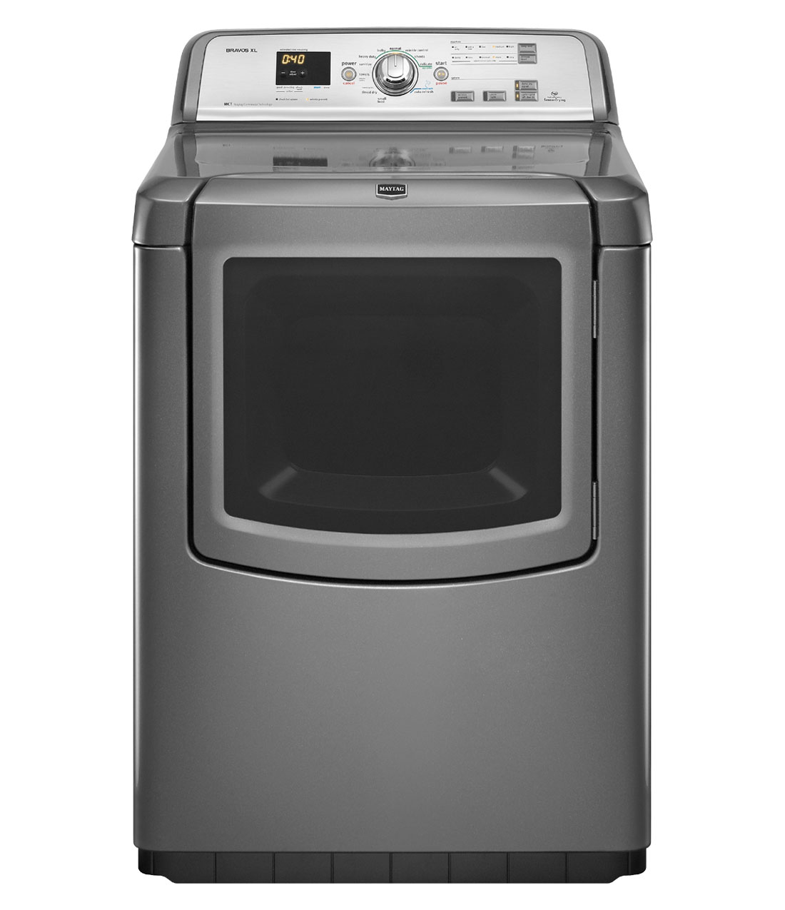 Review of Maytag Bravos XL 7.3 cu. ft. Electric Dryer with S ...