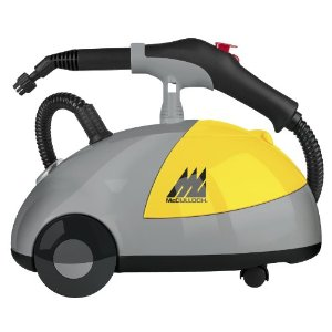 McCulloch MC-1275 Heavy-Duty Steam Cleaner - Reviews of Top 12 Vacuum Cleaners and Steam Cleaners