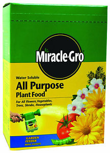 Review of Miracle-Gro 3001192 All Purpose Plant Food