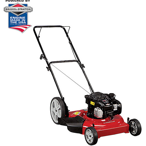 Review Of Murray 22 Quot Gas Powered High Wheel Lawn Mower