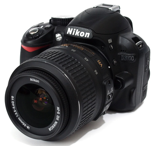 Nikon D3100 14.2MP Digital SLR Camera