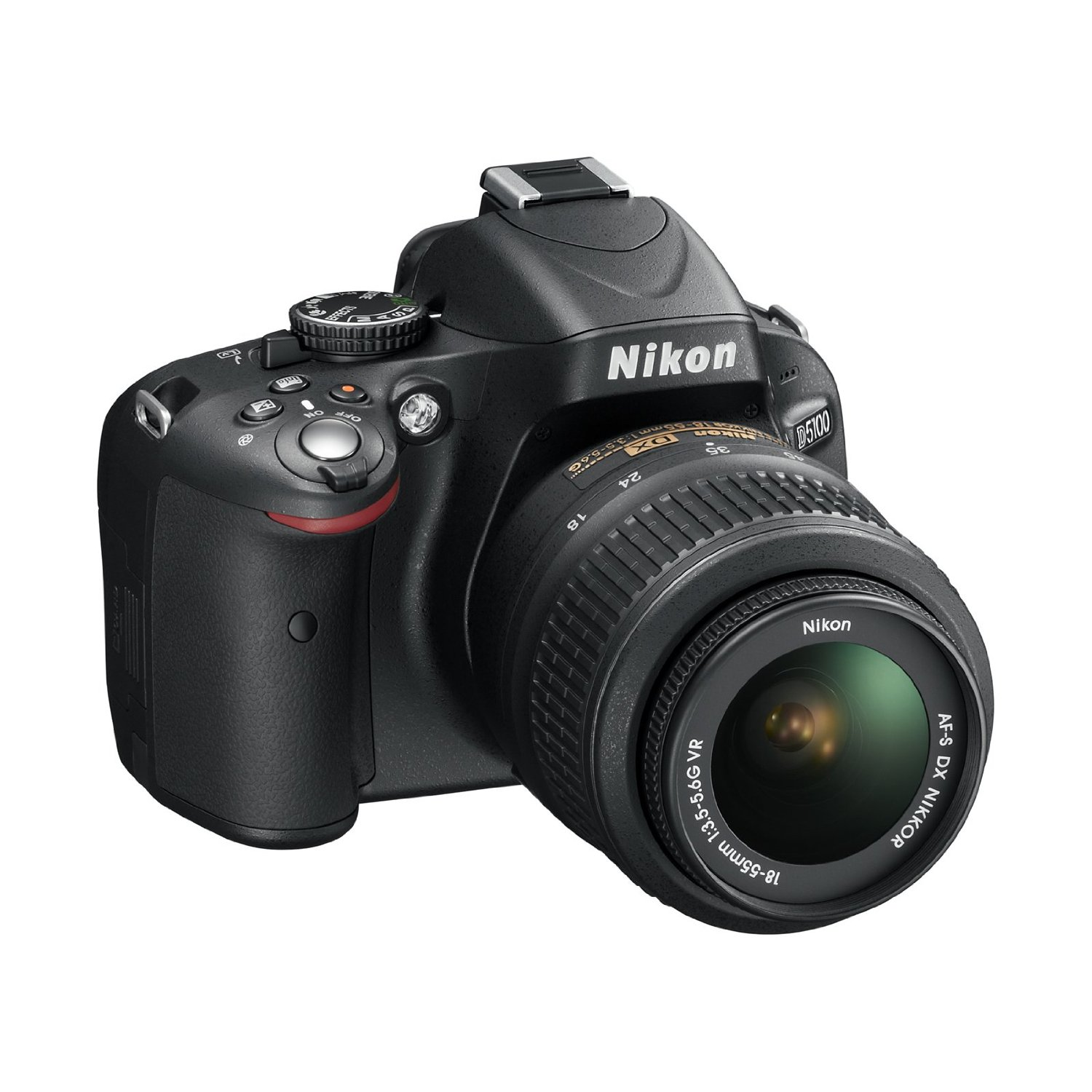 Review of Nikon D5100 16.2MP CMOS Digital SLR Camera with 18 ...