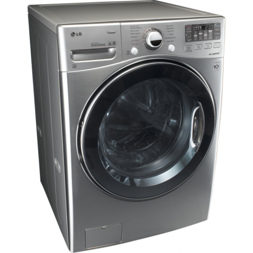 LG Electronics 4.0 cu.ft. High-Efficiency Front Load Washer ENERGY STAR (Model: WM3470HVA and WM3470HWA)
