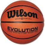 Review of Wilson Evolution Game Ball Basketball