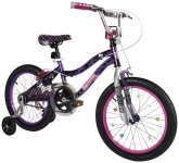 Review of Dynacraft Monster High Girls BMX Street/Dirt Bike 18