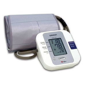 Review of Omron HEM-712CLC Automatic Blood Pressure Monitor with Large Cuff