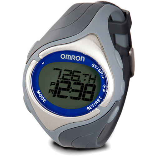 Review of Omron HR-210 Strap Free Heart Rate Monitor