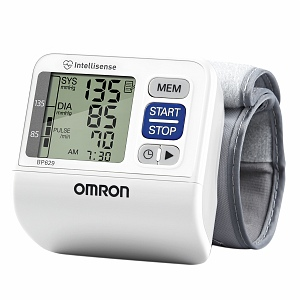 Omron 3 Series Wrist Blood Pressure Monitor BP629 - Reviews of Top 10 Blood Pressure Monitors