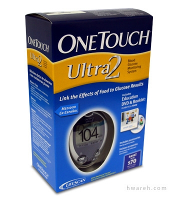 Review of One Touch Ultra 2 Blood Glucose Monitoring System