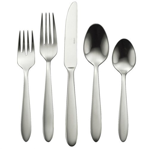 Oneida Mooncrest 45-Piece Flatware Set, Service for 8