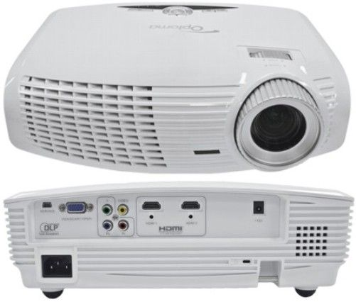 Review of Optoma HD20 High Definition 1080p DLP Home Theater Projector