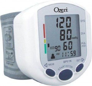 Ozeri CardioTech Pro Series Digital Blood Pressure Monitor (Model BP01K) - Reviews of Top 10 Blood Pressure Monitors