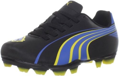 PUMA Attencio II I FG Firm Ground Jr Soccer Cleat