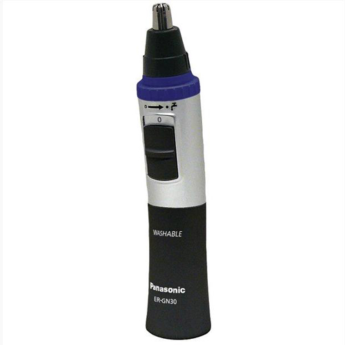 Panasonic ER-GN30-K Vortex Wet/dry Nose and Facial Hair Trimmer - Reviews of Top 10 Hair Styling Items - Care for Hair!