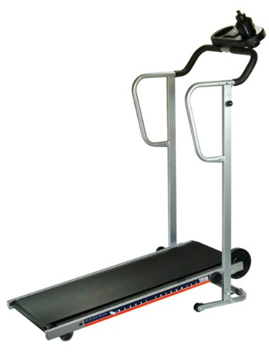 Phoenix 98510 Easy-Up Manual Treadmill - Reviews of Top 10 Exercise Equipment - Get Fit and Healthy!