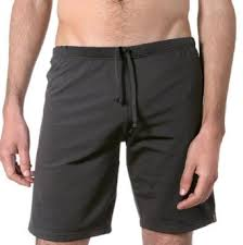 Review of Pillar Men's Yoga Short w/inner liner (Dryflex version)