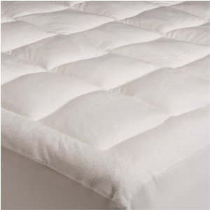 Pinzon Basics Overfilled Ultra Soft Microplush Twin XL Mattress Pad