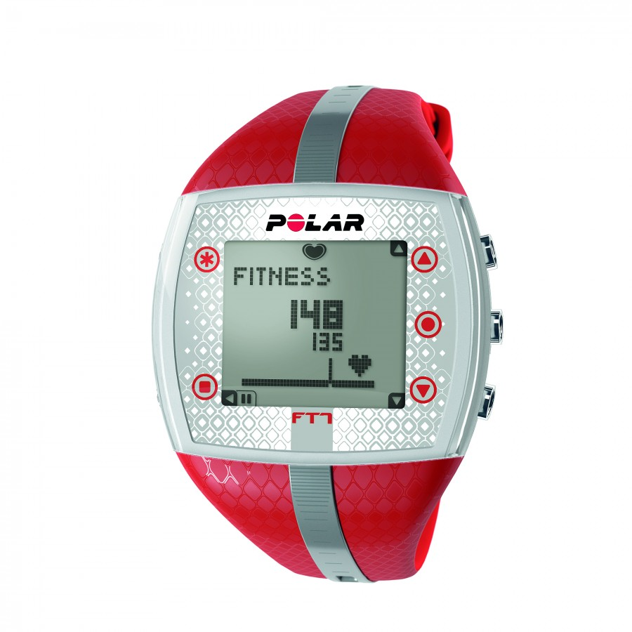 Review of Polar FT7 Heart Rate Monitor