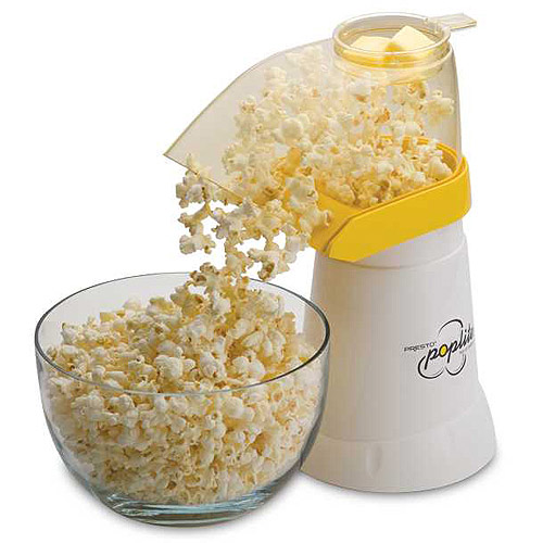 Presto PopLite Hot Air Corn Popper - Reviews of Top 10 Kitchen Appliances for Moms who love cooking