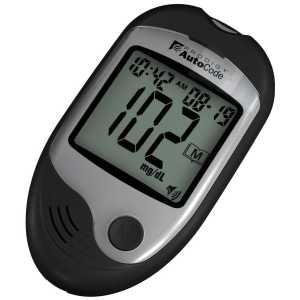 Review of Prodigy AutoCode Talking Blood Glucose Monitoring Meter Kit