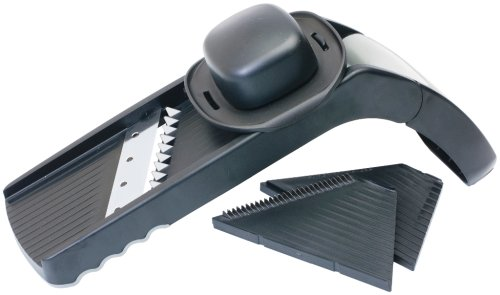 Review of Progressive International HGT-11 Folding Mandoline Slicer