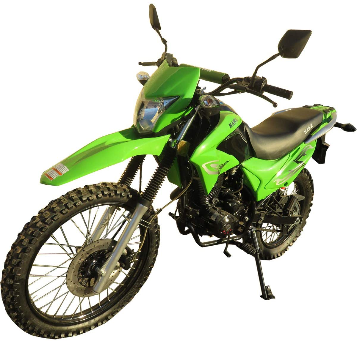 Review of RPS 250cc Dirt Bike Hawk 250 Enduro Street Bike Motorcycle Bike