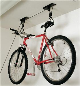 Racor PBH-1R Ceiling-Mounted Bike Lift - Reviews of Top 10 Garage and Home Organizers for Clutter Free Living