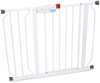 Review of Regalo Easy Step Walk Thru Gate