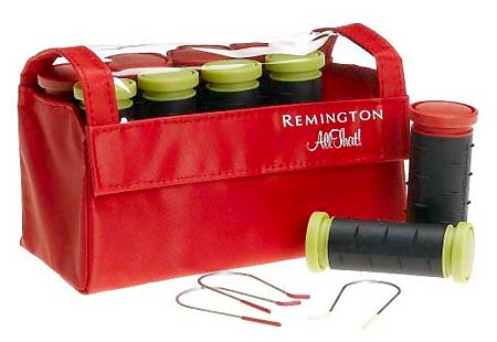 Remington H-1015 Ceramic Compact, Large and Medium Roller