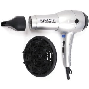 Revlon RV544PKF 1875W Tourmaline Ionic Ceramic Dryer - Reviews of Top 10 Hair Styling Items - Care for Hair!