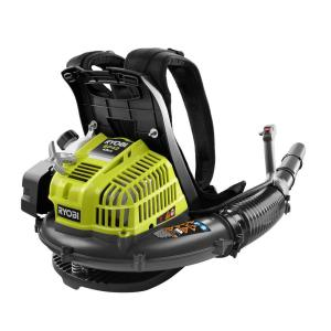 Review of Ryobi 185 mph 510 CFM Gas Backpack Blower (Model: RY08420A)