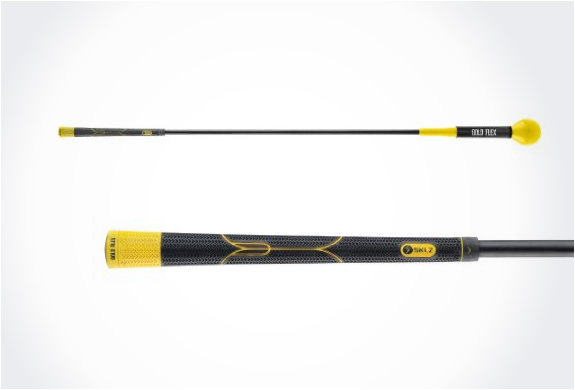 SKLZ Gold Flex Strength and Tempo Trainer - Reviews of Top 10 Golf Items - Play Your Best Game!