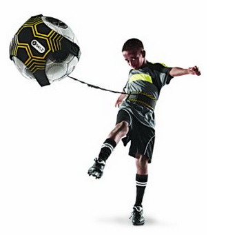 Review of SKLZ Star Kick Solo Soccer Trainer