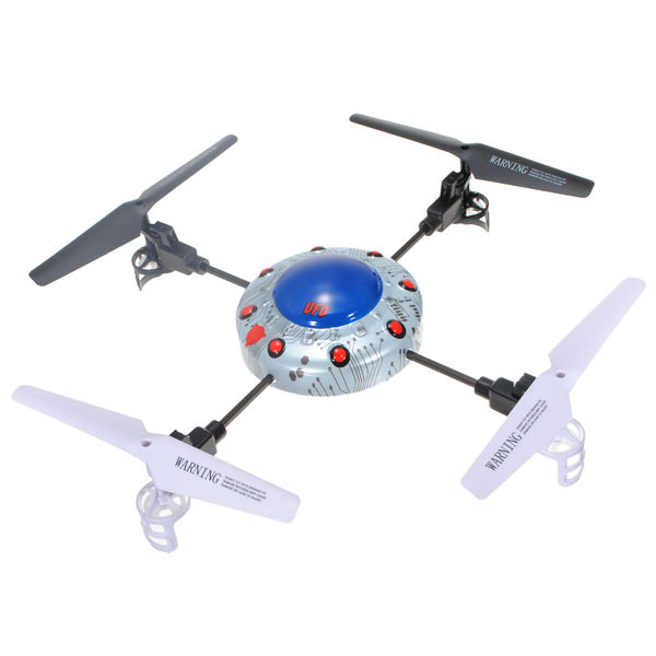 Review of Syma X1 4 Channel 2.4G RC Quad Copter - UFO