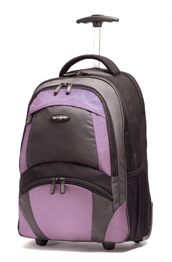 Review of Samsonite Wheeled Backpack