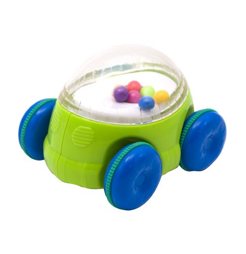 Review of Sassy Pop N Push Car