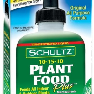 Review of Schultz All Purpose Plant Food Plus 10-15-10