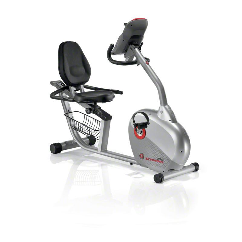 Schwinn 250 Recumbent Exercise Bike